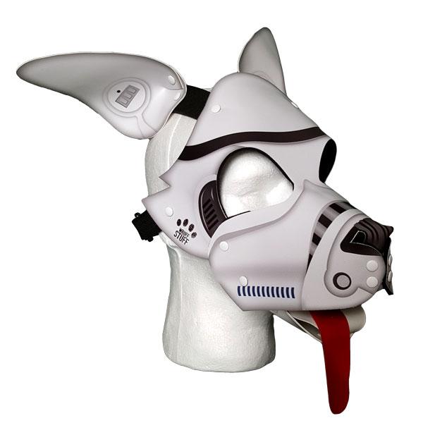 Pup Hood Showcase: Stormtrooper Hood