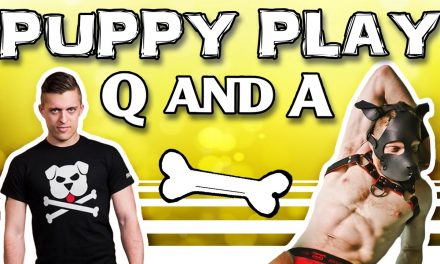 Puppy Play Q&A Watts The Safeword