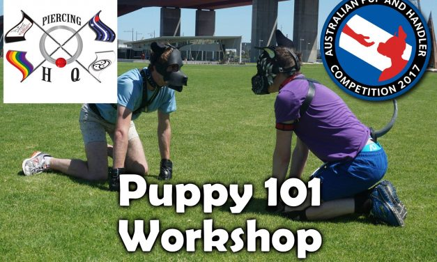 APHC 2017 Puppy 101 Workshop