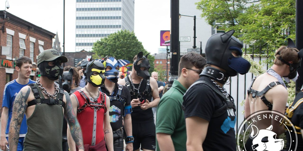 2017 Manchester Pride March: Photo Gallery